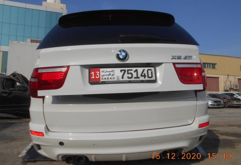 BMW X5 M /2010