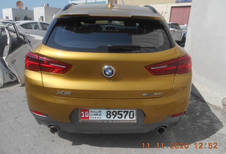 BMW X2 / 2018 / STATION