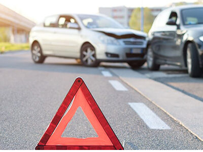 What to do if you are involved in a car accident in the UAE