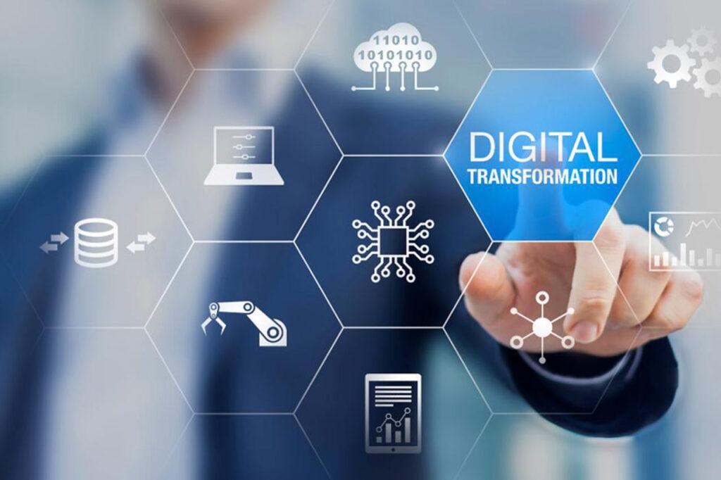 AWNIC 's digital transformation